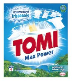 Tomi kristály mosópor 280 g 4 mosás Amazónia Fehér