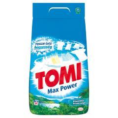 Tomi mosópor 3,51 kg 54 mosás Fehér ruhához- Amazónia Frissesége