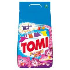 Tomi mosópor 3,51 kg 54 mosás Színes ruhához- Color Aromaterápia Maláj Orchidea