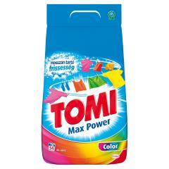 Tomi mosópor 3,51 kg 54 mosás Színes ruhához- Color