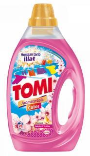Tomi mosószer folyékony 1 L Aromaterápia Color
