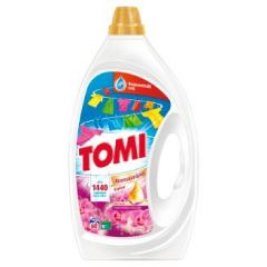 Tomi mosószer folyékony 3 L Color Aromaterápia Maláj Orchidea és Szantálfa illóollajjal 60 mosásos