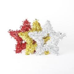 Troya Ajtódísz 33cm csillag alakú Karácsonyi többféle színben ( 265077 )