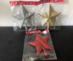 Troya Csúcsdísz(csillag) A19-66 - Karácsonyi