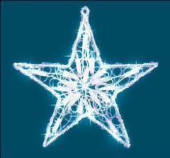 Troya égő karácsonyi Csillag
