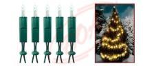 Troya fényfüzér kültéri karácsonyi Fehér