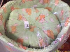 Troya kutyaágy 35x45 cm textil
