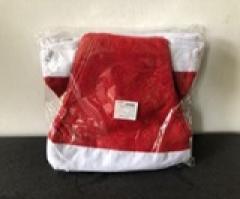 Troya Mikulás sapka textil (sima) S7-053