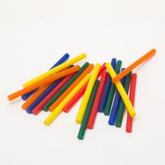 Troya ragasztórúd - 7 mm - színes - 20 db (11108b)