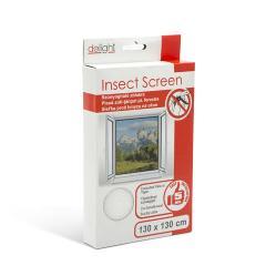Troya szúnyogháló ablakra 130x130cm - fehér (11605wh)