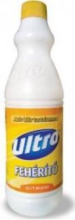 Ultra fehérítő 1 L Citrom