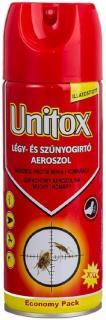 Unitox légy- és szúnyogirtó aerosol 400ml illatosított