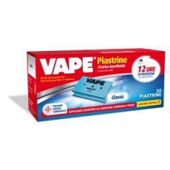 Vape elektromos szúnyogirtóhoz lapka 30db-os Invisible/Inodore