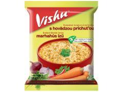 Vishu instant tésztás leves 60 g Marhahús ízű