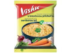 Vishu instant tésztás leves 60 g Sertéshús ízű