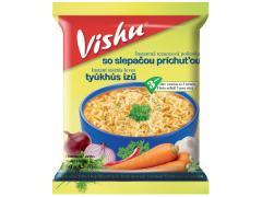 Vishu instant tésztás leves 60 g Tyúkhús ízű