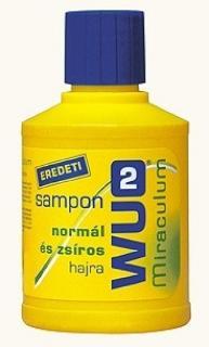 WU 2 sampon 100 ml normál és zsíros hajra