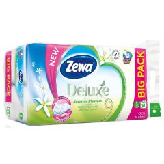 Zewa Deluxe wc papír 16 t. 3 r. 150 lap Jasmine Blossom